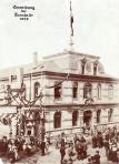 Die alte Vereinsturnhalle, erbaut 1895